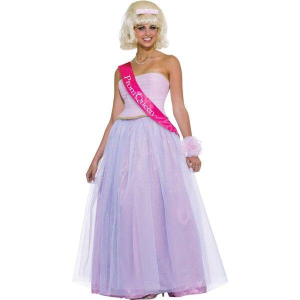 Adult Prom Queen Costume