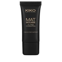 Mat Mousse Oil Free Foundation