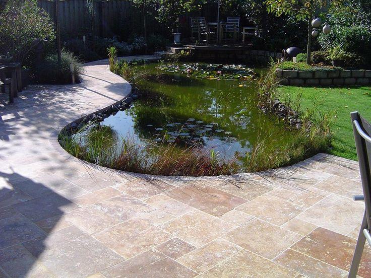 25 beste idee n over mediterrane tuin op pinterest zit gedeelten in de tuin toscaanse tuin - Buitenkant terras design ...