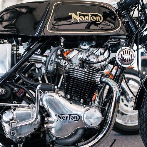 25+ Best Ideas About Norton Motorcycle On Pinterest