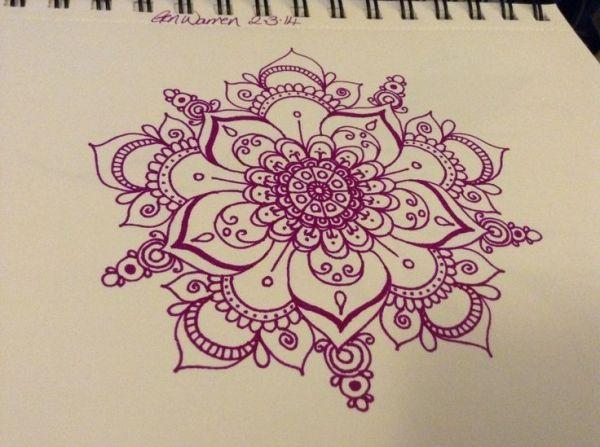 mandala tattoo - Google Search by AislingH