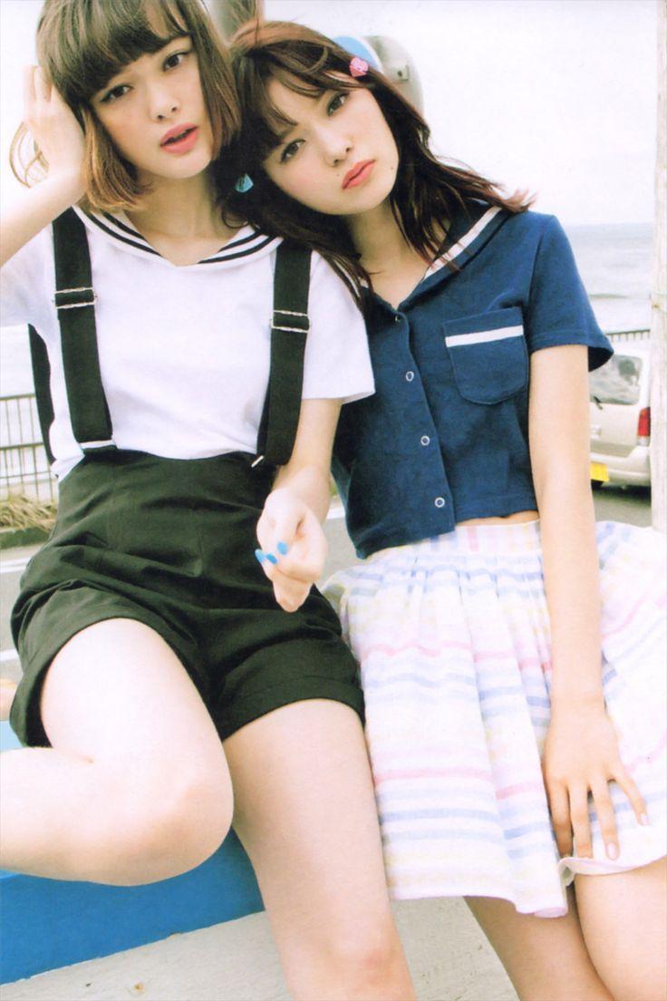 八木アリサarisa_yagi & 玉城ティナtina_tamashiro