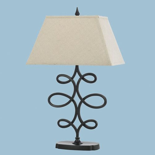 RHYTHM Table Lamp By Candice Olson For AF Lighting. Oil Rubbed Bronze Finish ,