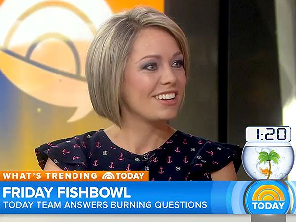 Dylan Dreyer pregnant expecting son