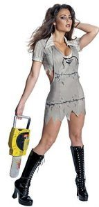 Miss Leatherface Costume