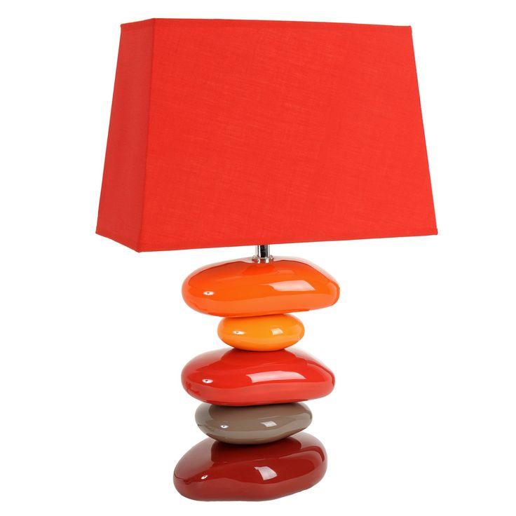 Les 25 meilleures id es de la cat gorie lampe galet sur pinterest id e d co bois flott for Lampe salon fly