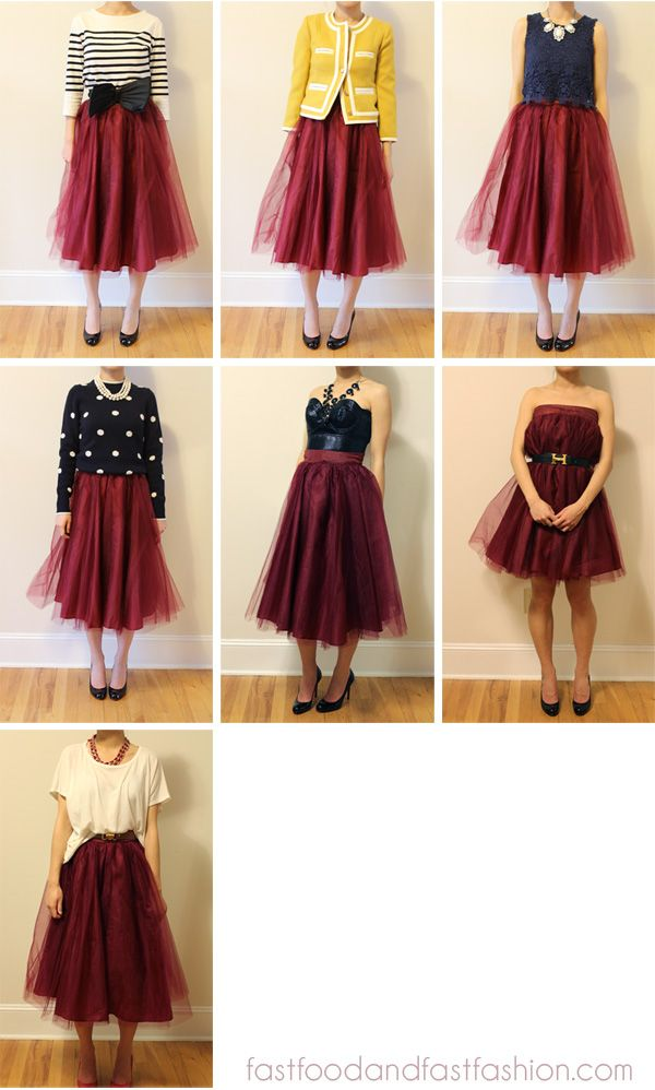50s style dress red 7 pizza
