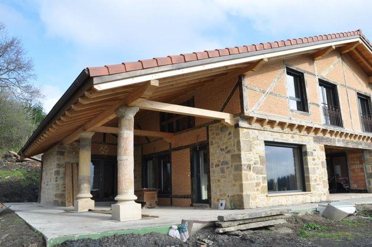 44 best images about precom estructuras madera on - Estructuras de madera para techos ...