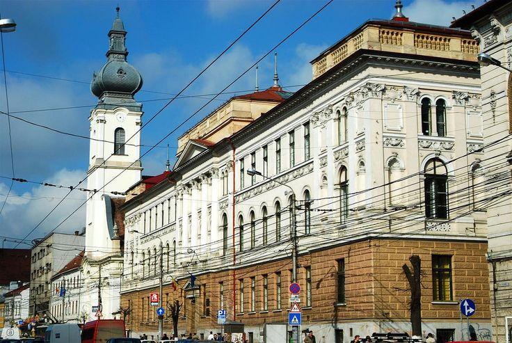 János Zsigmond Unitarian High School