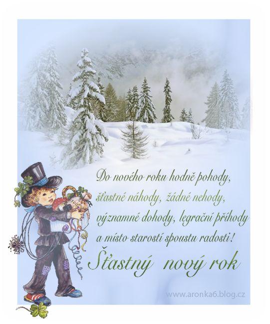 Veselého silvestra a všetko najlepšie v novom roku Všetkým