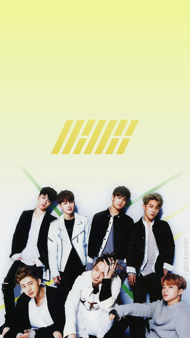 YG Lockscreen World • iKON MiNi JPN Magazine Lockscreen reblog if you...