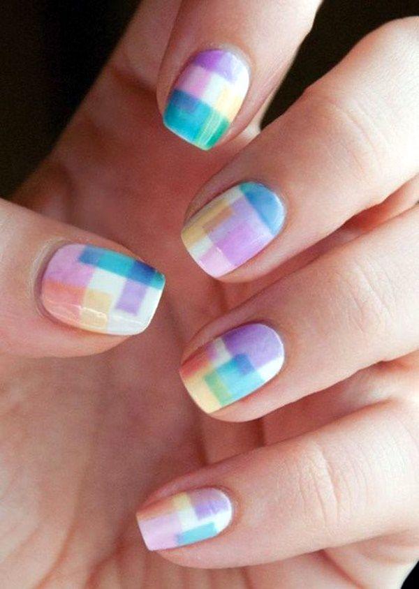 Nail design ideas for spring 2017