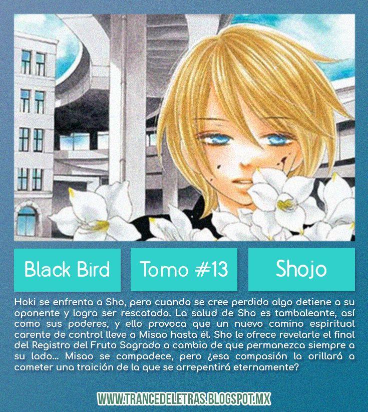 Black Bird (Tomo #13) de Kanoko Sakurakouji
