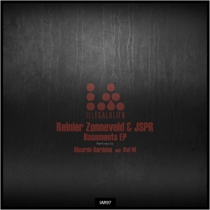 Label Worx Release of the Day - Reinier Zonneveld, JSPR : Basements EP [Illegal Alien Records]