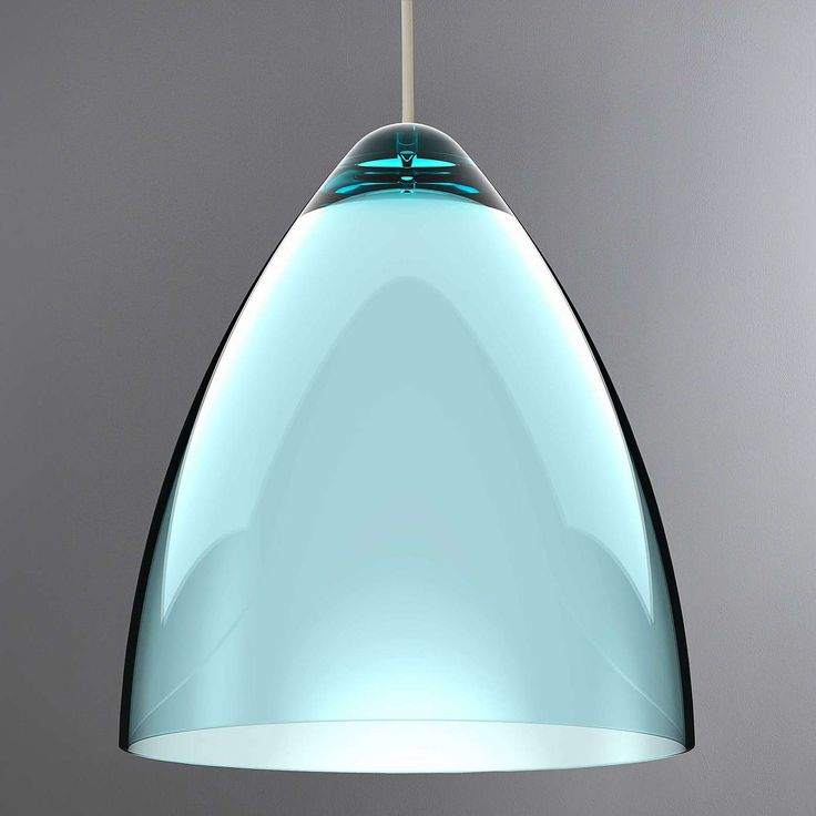 Funk 27 Turquoise Light Shade  | Dunelm