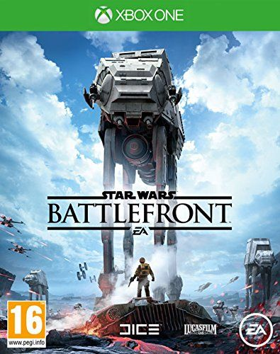 Star Wars: Battlefront (Xbox One) XBOX ONE I DO NOT HAVE A PLAYSTATION ANY MORE :)