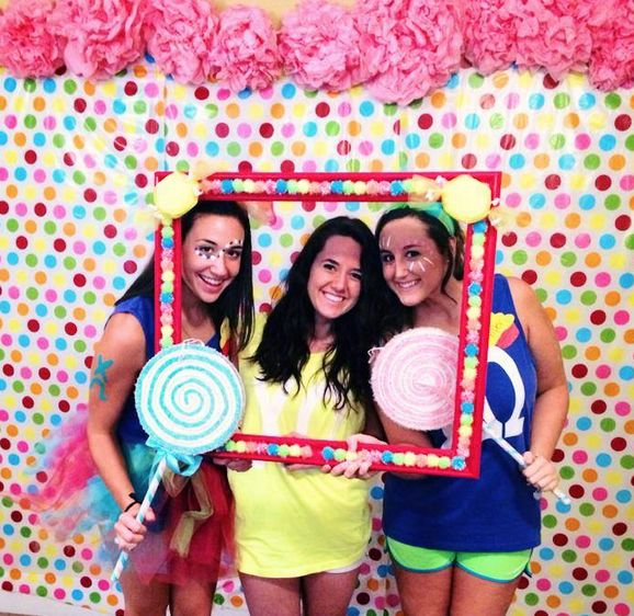 ★ BID BLISS: ΧΩ in CANDYLAND! ★ | sorority sugar
