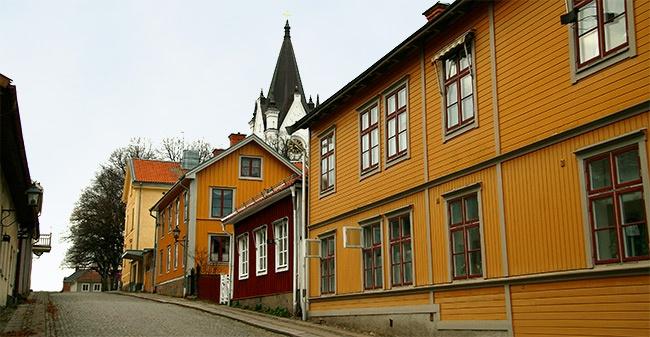 Nora Sweden