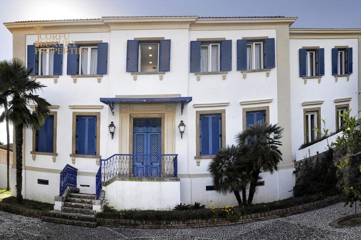 Exquisite Corfiot Mansion for sale in Alepou, Central Corfu From: http://corfuluxuryproperties.com/property/exquisite-corfiot-mansion-for-sale-in-alepou-just-a-short-distance-from-corfu-town-central-corfu