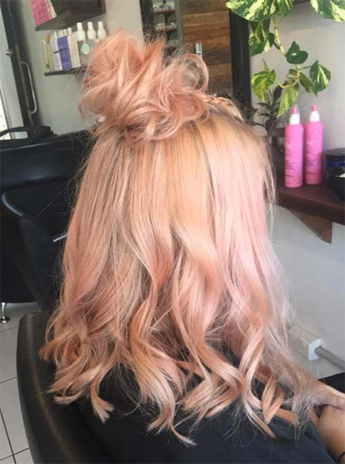 Blorange Hair Color Ideas