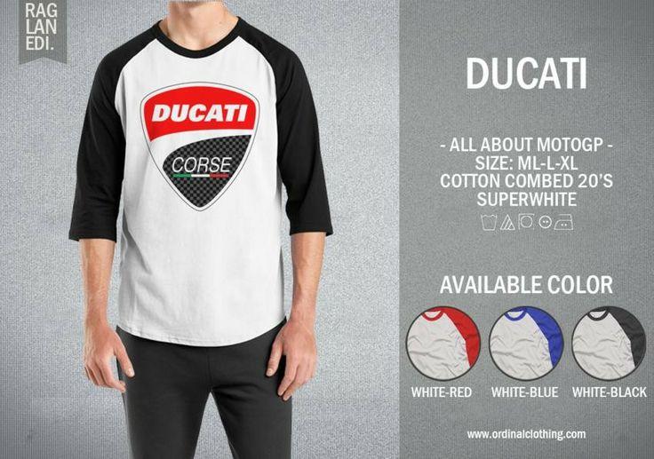 Raglan Ducati