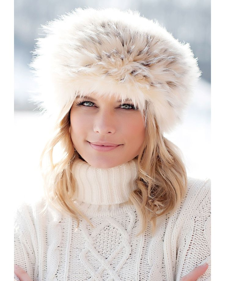 The Donna Salyers' Fabulous-Furs Russian Hat at Bluefly.