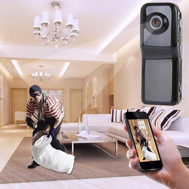 Wifi秘密ミニスパイMD81Sカメラプラグアンドプレイ赤外線ナイトビジョンdvワイヤレスipカム真新しいミニビデオカメラレコーダー