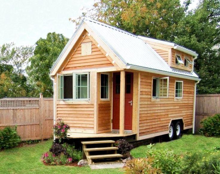 Tiny House Kaufen Und Bauen In Deutschland Kleines Haus