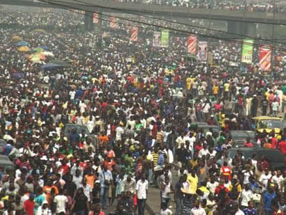 Welcome to Nonsoloaded's blog: Nigeria's population now 182 million-with more tha...