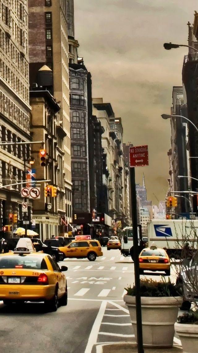 Manhattan - Taxi Cabs