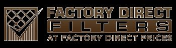 Factory Direct Filters Promo Codes The number of people shopping online is increasing each year as many are uncovering the perks of using the Net to purchase goods.