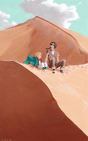 The Little Prince by Erik B Krenz