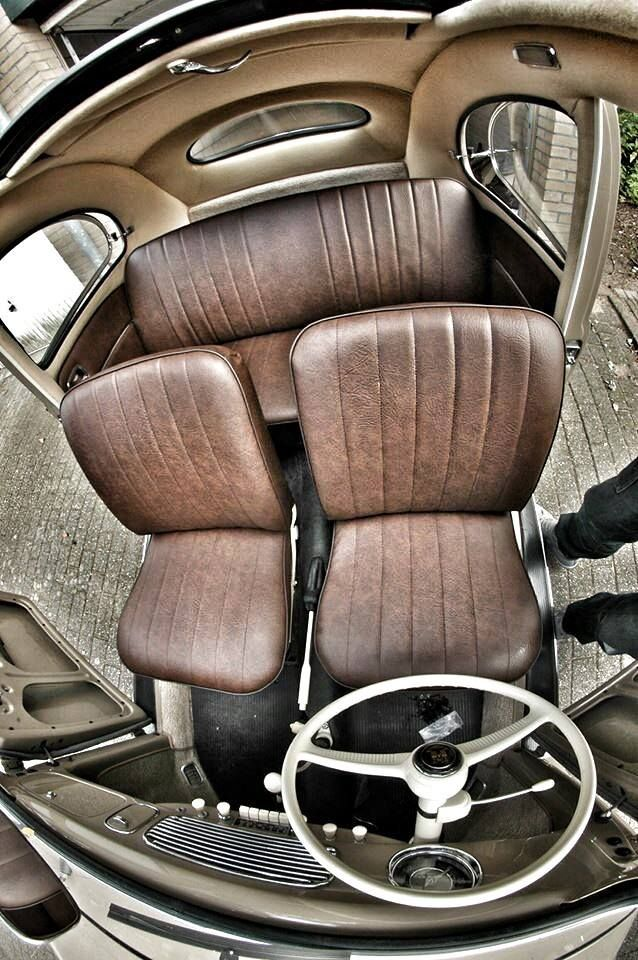 Interior inspiration....thx for the awesome work on my seats Esther!