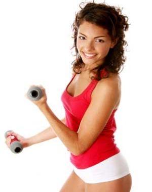 Gerçekten kilo kaybetmek ve sıkılaşmak istiyorsanız sporu mutlaka programınıza dahil etmelisiniz. Çünkü vücudu toparlayan tek şey spor yapmaktır.