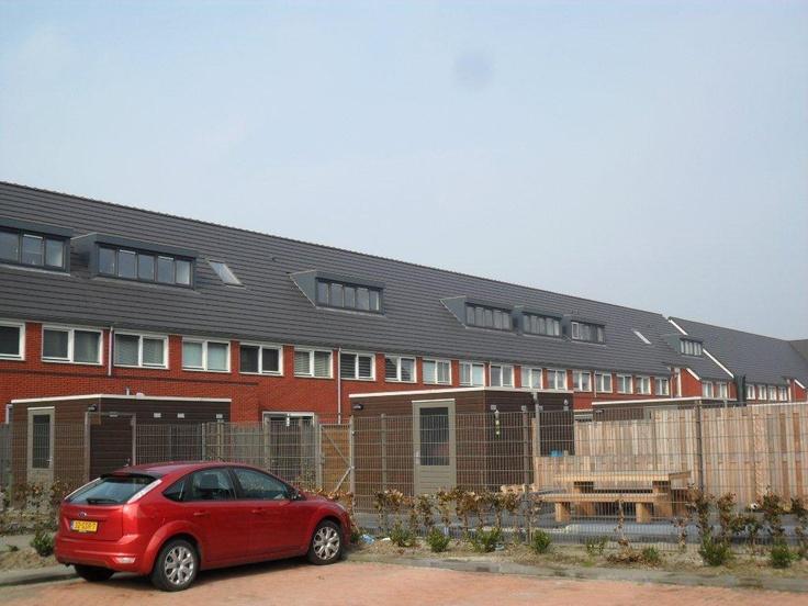 "Dakkapellen in project ""Hollands Goed"" Nesselande i.o.v"