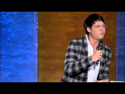 When God Crossed His Arms - Judah Smith This is really good stuff, not just on relationships but about faith, and God.