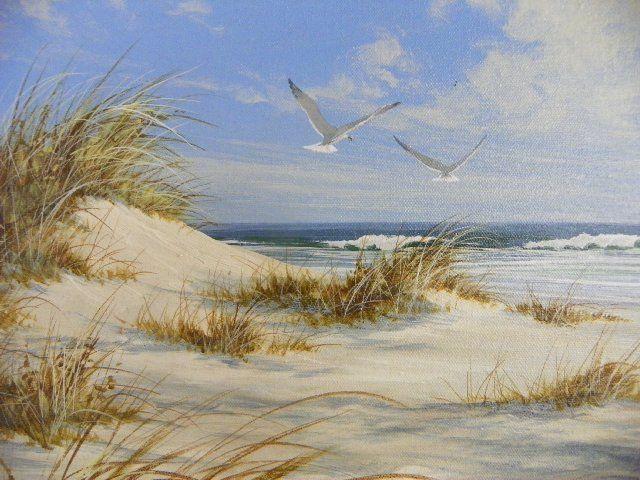 Best 25  Beach scenes ideas only on Pinterest | Beach paintings ...