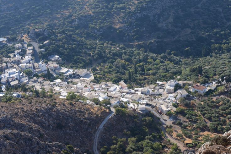 Pefki from Stavromenos