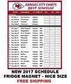 NEW 2017 Kansas City Chiefs NFL Footb...