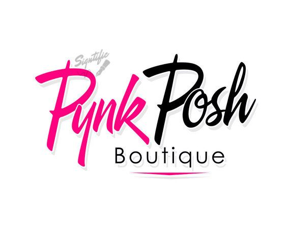 hair and boutique logos