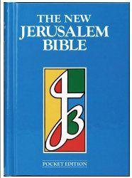 The New Jerusalem Bible.