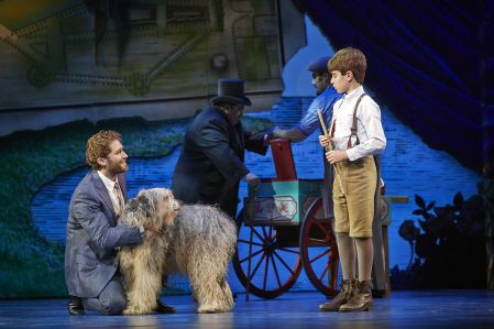 "Finding Neverland - Review by Michael Bracken -  ""Boys should never be made to go to bed; they wake up a day older."" So says J.M. Barrie (Matthew..."