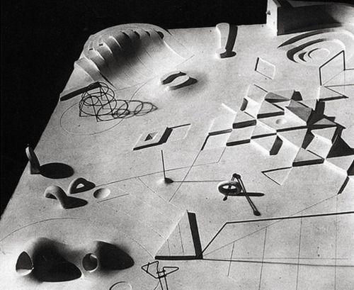 Isamu Noguchi, Playground Designs