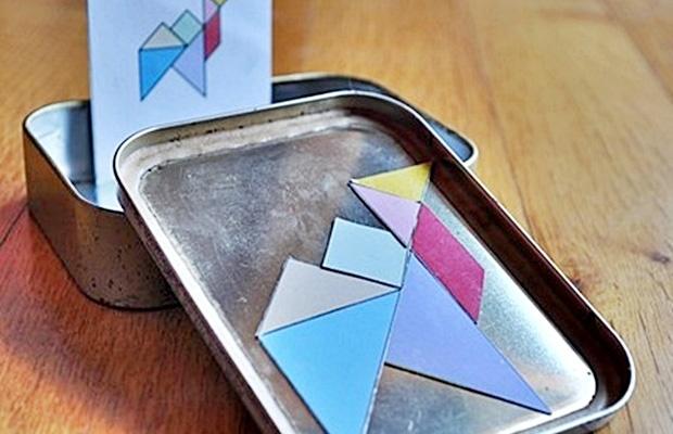 Tangram magnetico: Da Autos, Kiddie Crafts, Propost Fai, Viaggio Tangram Magnetico, Posts, Kids, Giochi Da, Tangram Magneticodsc 0317, Da Viaggio Tangram