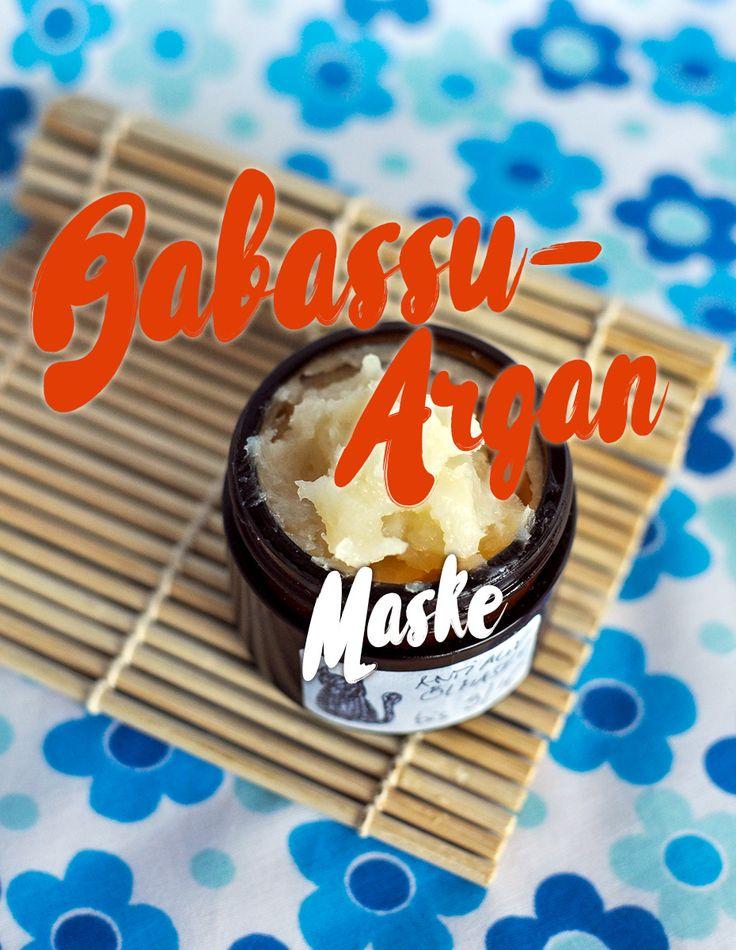 Babassu-Argan Maske für alle, die Fältchen glätten oder trockene Hautstellen pflegen möchten. Auch bei Neurodermitis, Schuppenflechte & Couperose geeignet.