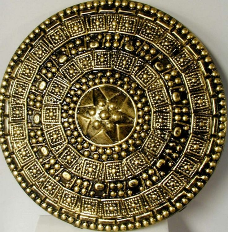 Roman Shield : Parma
