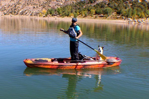 Thanks to Women's Outdoor News​ for reviewing our new Catch 120 fishing kayak, and for interviewing our VP of Sales, Margaret Kordas. A great read -  http://www.womensoutdoornews.com/2015/10/review-and-interview-pelican-catch-120-kayak-and-margaret-kordas-veep-of-sales-for-pelican-international/