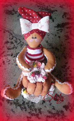 Una dolce gingerina.