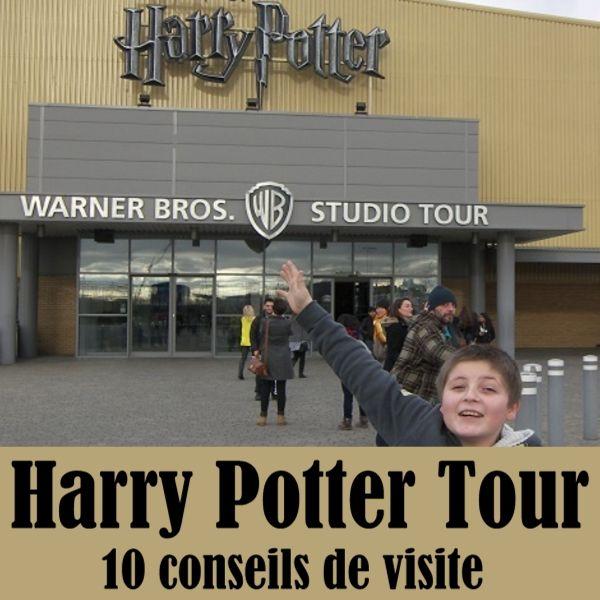 Quelques conseils pour préparer votre visite aux studios Harry Potter Tour à Londres.