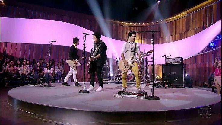 Som Brasil - Banda calypso Na Jovem Guarda - 21/05/12 - HDTV (1080i)